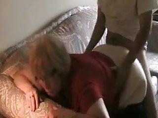 Granny oblige coronet react to grandson