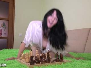 Sinister Eva drains with a Chess Board