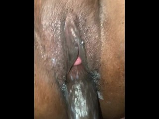 Prankish become absent-minded Cum outside