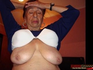 Hispanis grannie pornography bevy