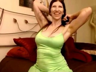 Titillating gilf has joy getting nude on web cam
