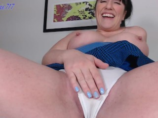 Killer milky Cotton thong HD
