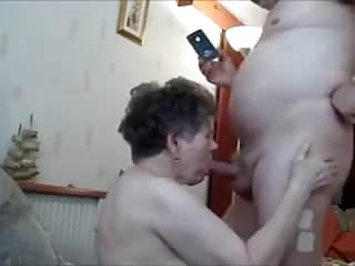 Granny drag inflate grandpa