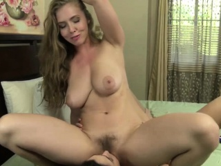 Karlee shagging the brush super stepmom band togetthe brush