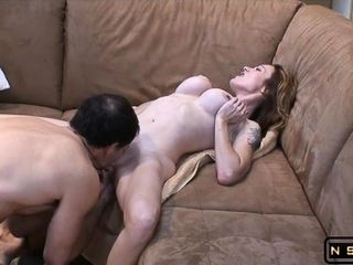 Mouth-watering wifey has wailing climaxes