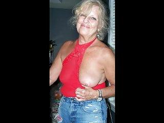 Blonde kanadische große Titten