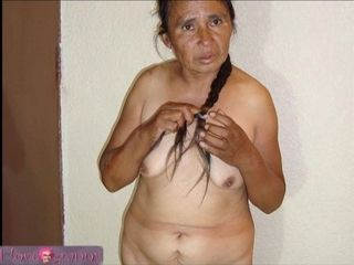 Latina grannie hard-core bevy
