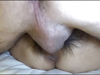 My all nut nectar pumped deep to her Cervix.